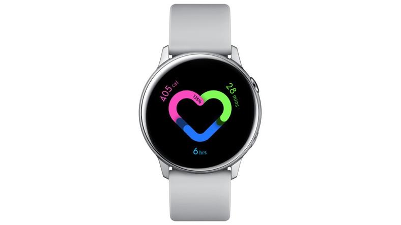 Samsung'un Spor Tutkunlarına Özel Yeni Saati: Galaxy Watch Active