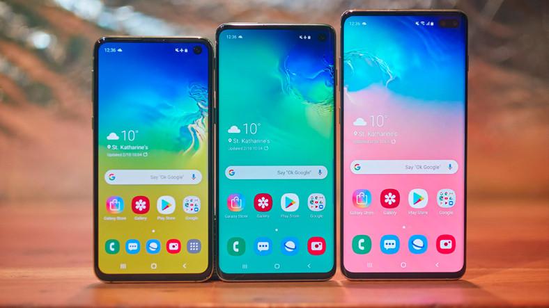 Samsung Galaxy S10'da McAfee Uygulaması Yüklü Olarak Gelecek