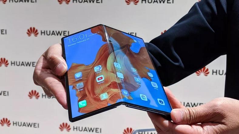 Huawei: Katlanabilir Telefonlar Diğer Telefonları Geçebilir