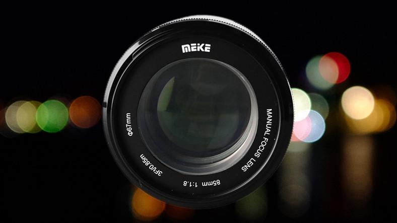 Meike Sony Yeni Bütçe Lensi 85mm f/1.8'i Duyurdu
