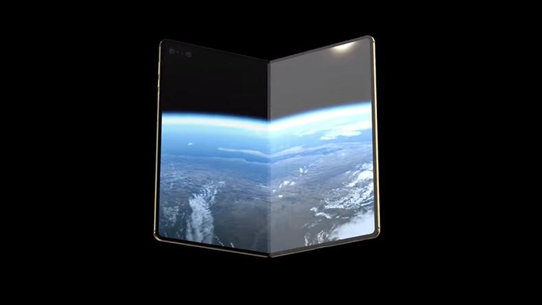 Galaxy Fold'un Yeni Konsepti Yayınlandı