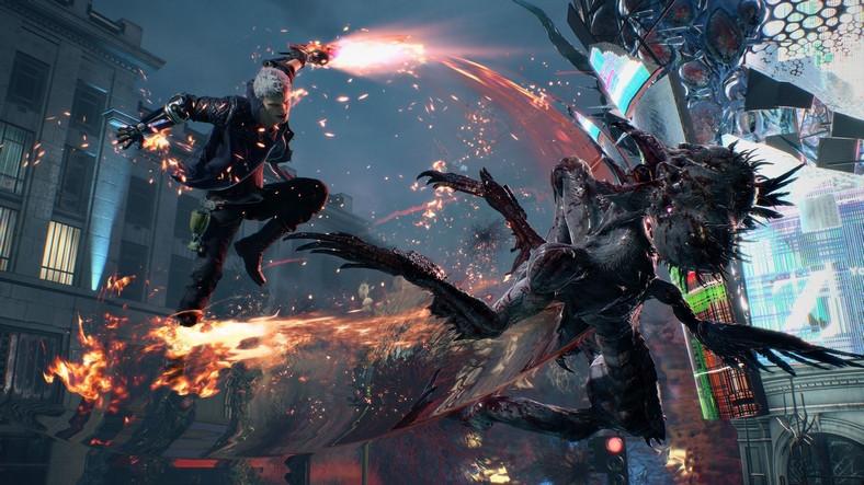Devil May Cry 5'in Hayatta Kalma Modu Nisan Ayında Geliyor