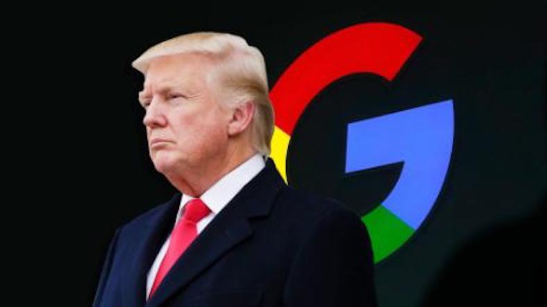 Google'ın Çin Ordusuna Yardım Ettiğini Söyleyen Trump'a Google'dan Çok Net