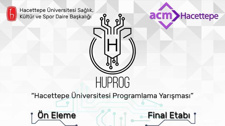 HUPROG, 6-7 Nisan'da Hacettepe'de Gerçekleştirilecek