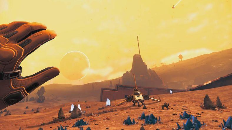 No Man's Sky, VR ile Galaksiyi Salonunuza Getirecek