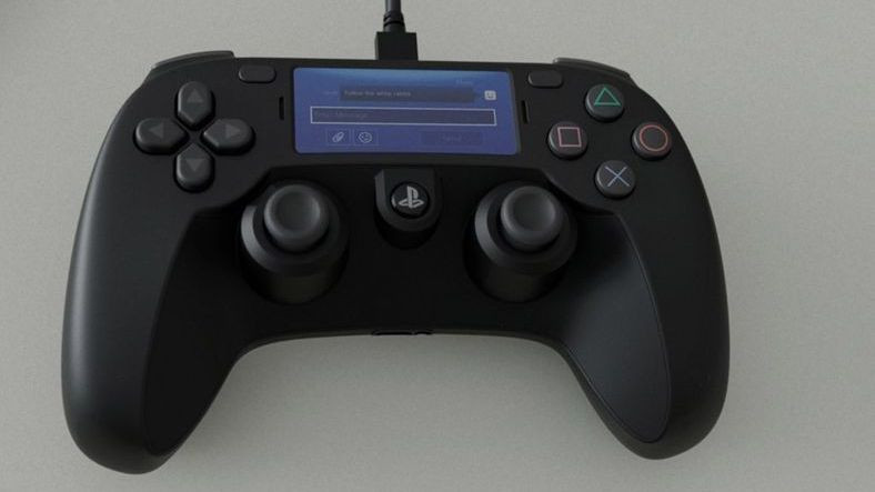 PlayStation 5 Kumandası Olduğu Söylenen Görsel Ortaya Çıktı