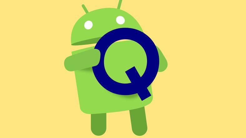 Android Q'nun İkinci Betası Yayınlandı