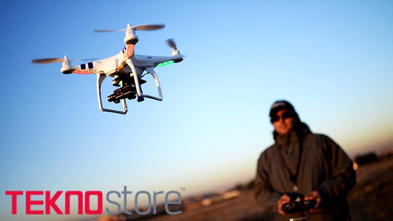 Drone Ehliyeti Gerekmeden Kullanabileceğiniz 8 Drone