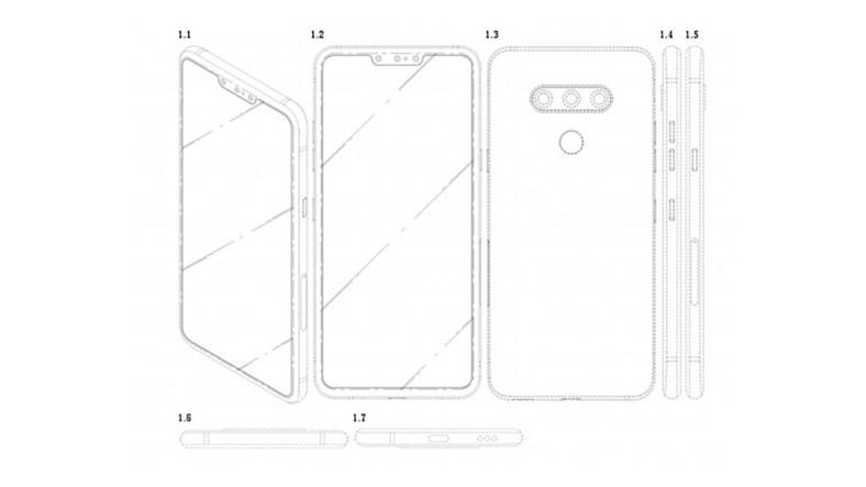 LG'nin Yeni Akıllı Telefon Patenti Ortaya Çıktı