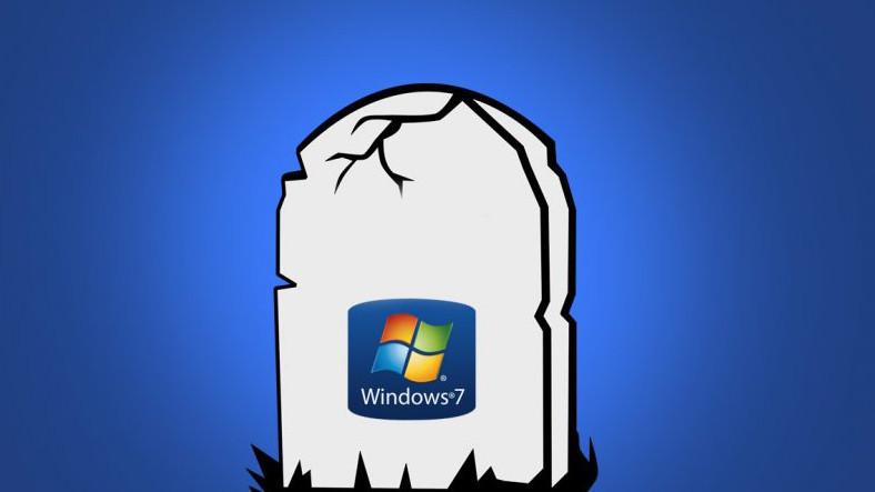 Microsoft Windows 7 Kullanıcılarına Yeni Bilgisayar Öneriyor
