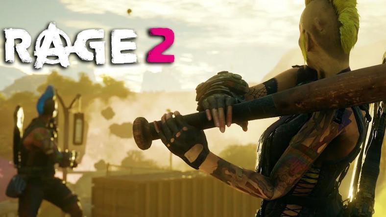 Rage 2'nin Yeni Bir Fragmanı Daha Yayınlandı