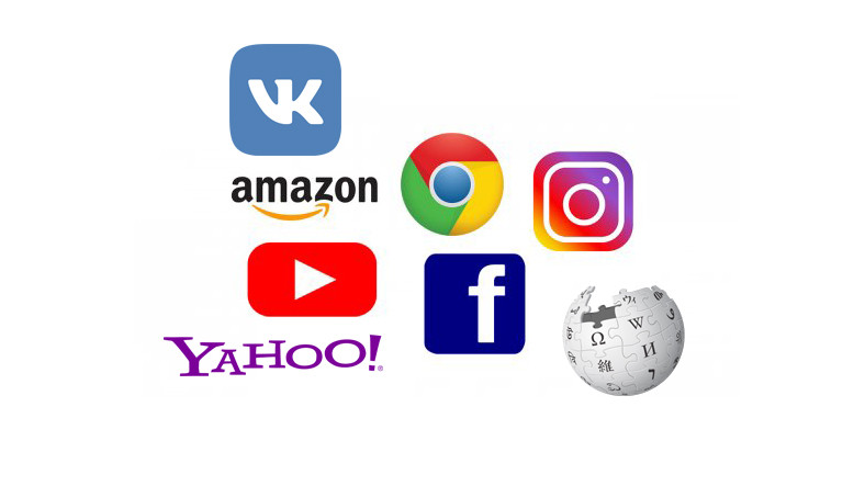 2019'un En Popüler İnternet Siteleri Belli Oldu