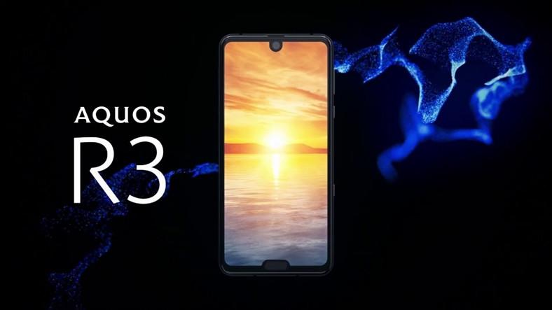 Sharp AQUOS R3 Tanıtıldı: İşte Özellikleri