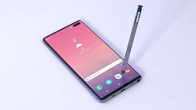 Samsung, Galaxy Note10'da 64MP'lik Ana Kamera Bulunacak
