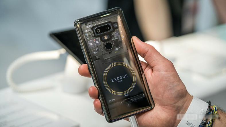HTC, Blockchain Telefonunun Ucuz Bir Versiyonunu Duyurdu