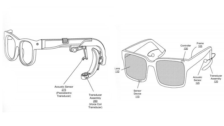 Facebook'un Akıllı Gözlüğüyle İlgili Detaylar, Alınan Yeni Patent ile Ortaya Çıktı