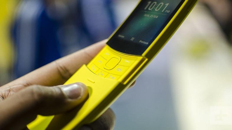 Nokia 8110 İçin Yeni Bir WhatsApp Sürümü Yayınlandı