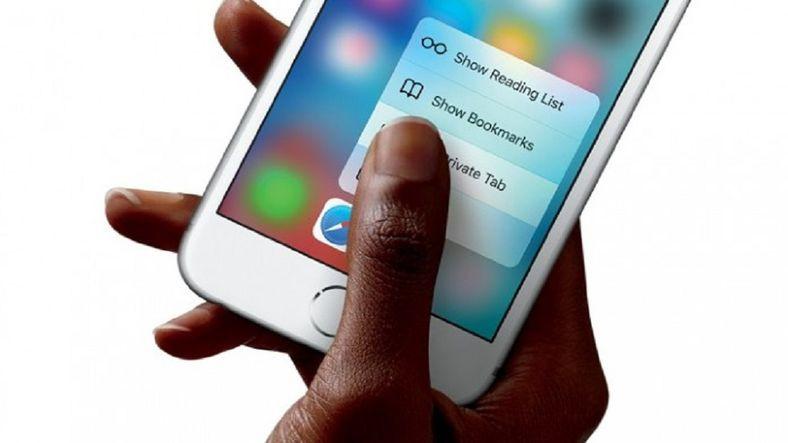 Apple, iOS 13'te 3D Touch Özelliğinden Vazgeçiyor