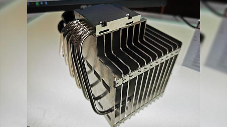Noctua, Fansız Konsept CPU Soğutucusunu Tanıttı