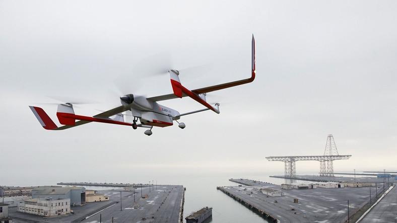 Kargo Droneları, Paketleri Daha Uzağa Daha Hızlı Götürecek