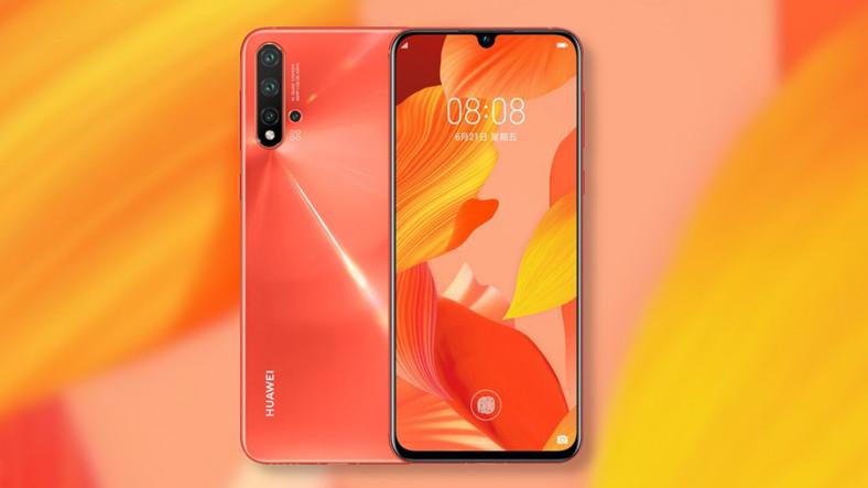 Huawei, Nova 5 Serisi Telefonlarının Özelliklerini Tanıttı