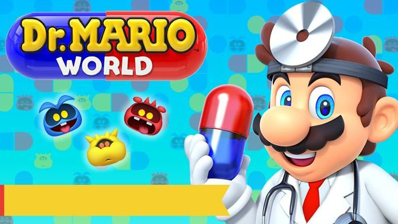 Dr. Mario World, Android ve iOS Platformlara Geliyor