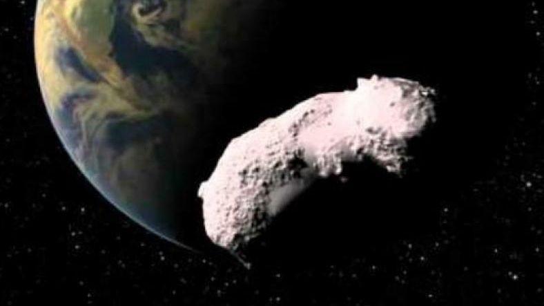 Bir Asteroit, Gözlemlendikten Hemen Sonra Atmosferde Yok Oldu