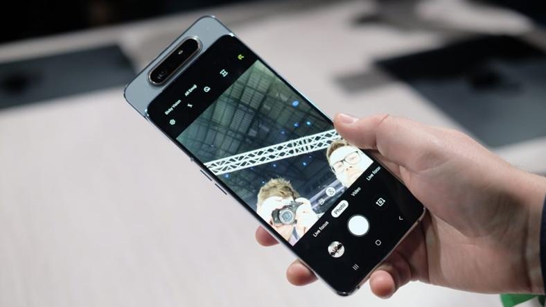 İddia: Samsung Galaxy A90, Kızaklı Kameraya Sahip Olmayacak
