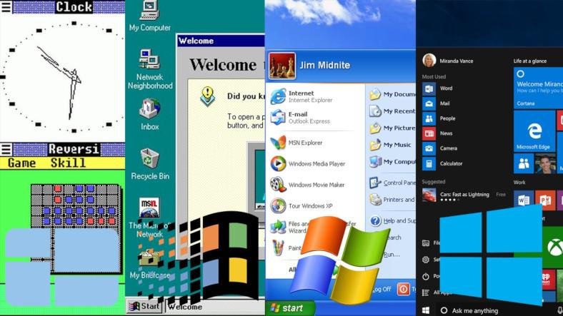 Microsoft, Windows 1.0 İçin Özel Bir Video Paylaştı