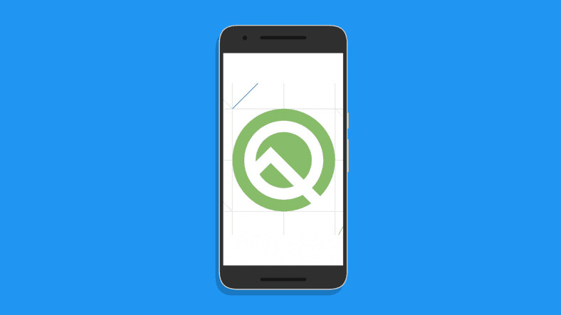 Android Q ile Birlikte Yan Menüler Standart Haline Geliyor