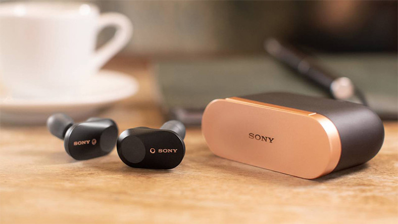 Gürültü Engellemeye Sahip AirPods Rakibi: Sony WF-1000XM3