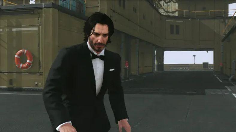 Metal Gear Solid V'e Keanu Reeves Modu Geldi