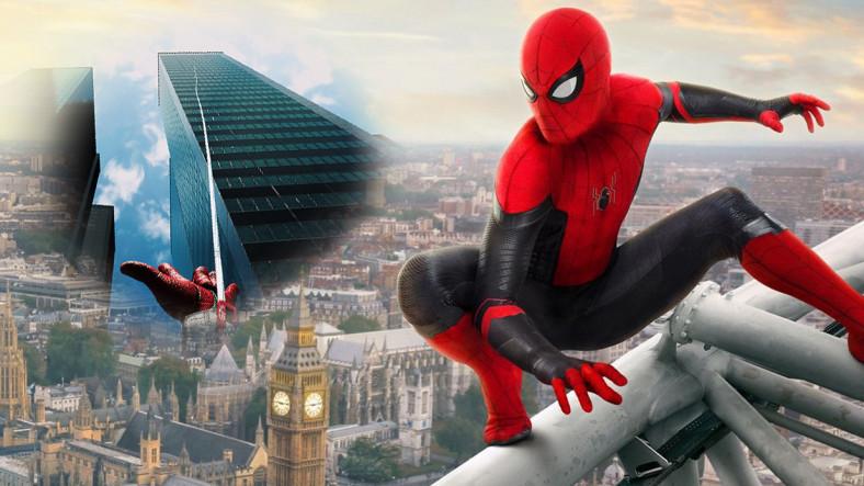 Tamamen Ücretsiz Spider-Man: Far From Home VR Oyunu