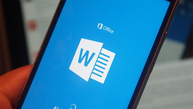 Microsoft Word, Google Play'de 1 Milyardan Fazla İndirildi