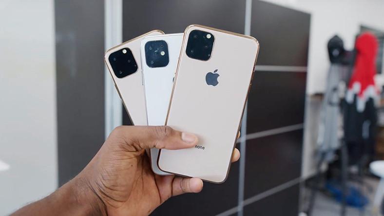 Henüz Tanıtılmayan iPhone 11'in Klonları Satışa Çıktı