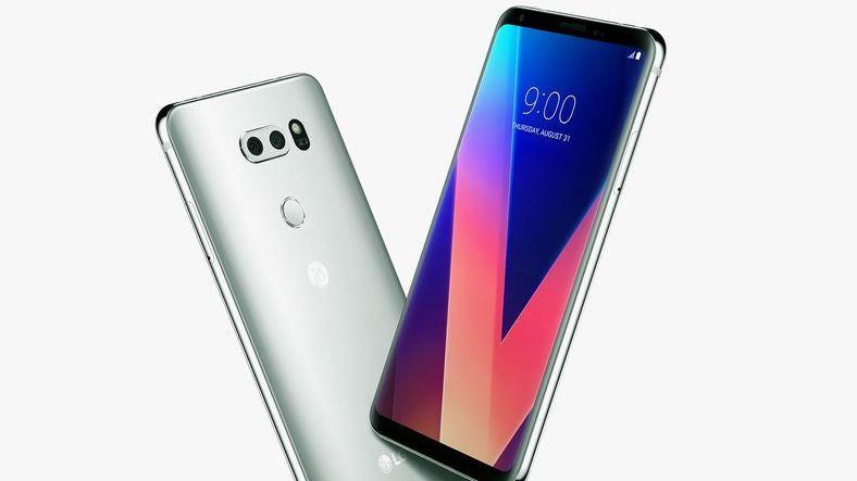 LG V30'a Android Pie Güncellemesi Geldi