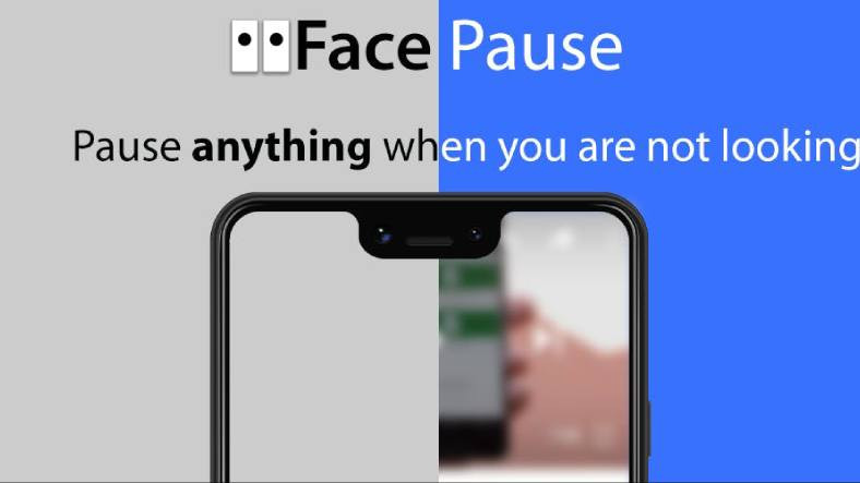 Ekranı Kullanmadığınızda Durduran Uygulama: FacePause