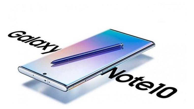 Samsung Galaxy Note10'un Rose Renkli Görselleri Ortaya Çıktı