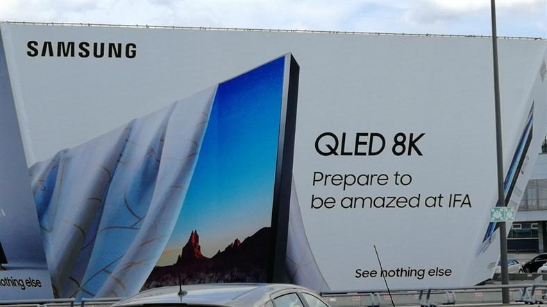 Samsung, 8K TV'leri Standart Hale Getirmeye Hazırlanıyor