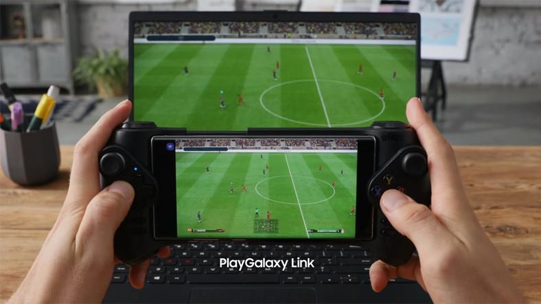 Samsung'un Yeni Oyun Akış Hizmeti 'PlayGalaxy Link' Hakkında Yeni Detaylar Ortaya Çıktı