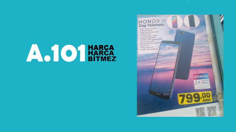 A101, Satışa Çıkardığı Telefonun Özelliklerini 'Şişirdi'
