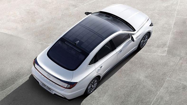 Hyundai'nin Güneş Panelleri, Yakıt-Tasarruf Dengesini Nasıl Etkileyecek?