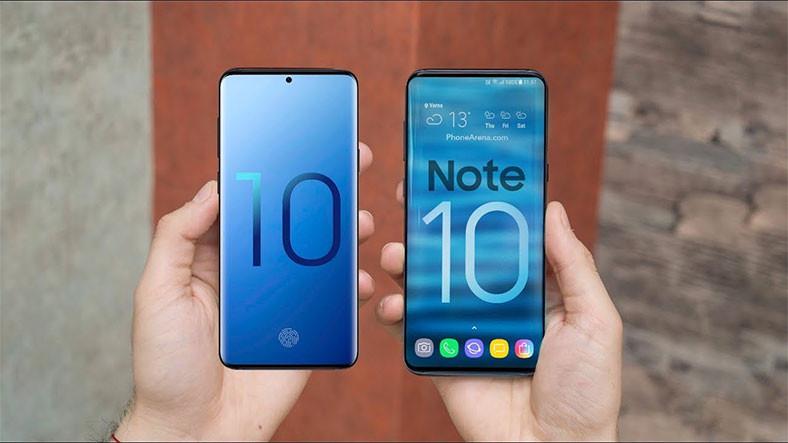 Galaxy Note 10 Yerine Galaxy S10 Tercih Etmeniz İçin 8 Neden