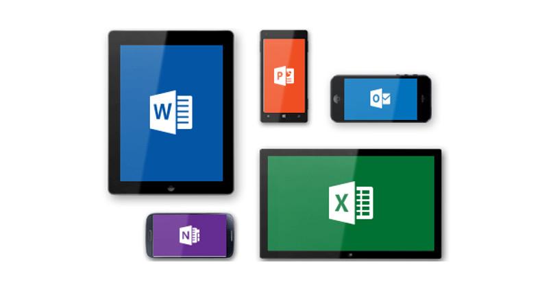 Mobil Office Uygulamalarına Karanlık Mod Desteği Geliyor