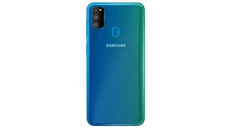 Samsung Galaxy M30s'in Tasarımı ve Özellikleri Ortaya Çıktı