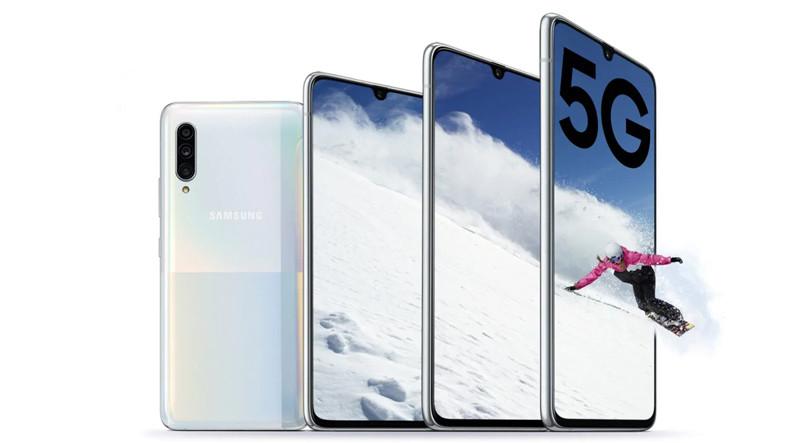 Samsung Galaxy A90 5G - Fiyatı ve Özellikleri