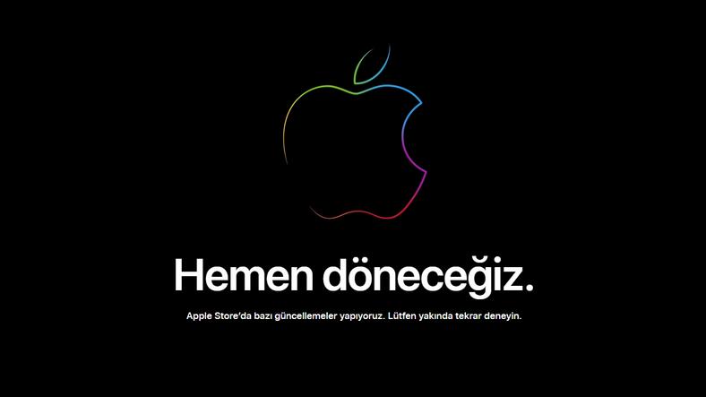 Apple, Yeni iPhone'ların Hemen Öncesinde Çevrimiçi Mağazasını Kapattı