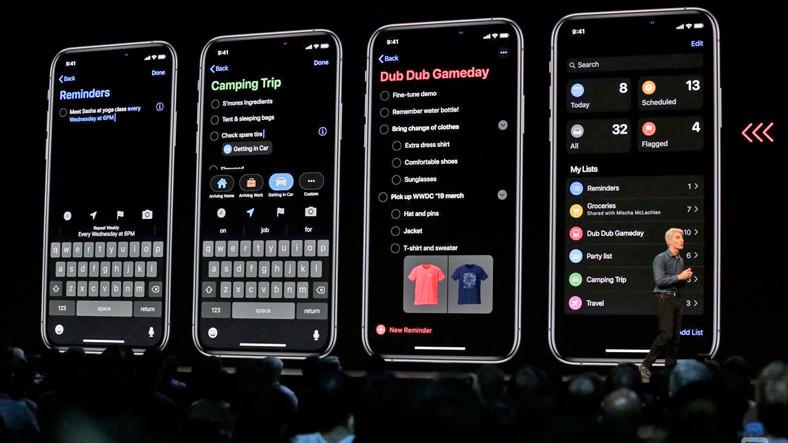 Lansman Boyunca Hakkında Tek Kelime Dahi Edilmeyen iOS 13'ün Çıkış Tarihi Belli Oldu