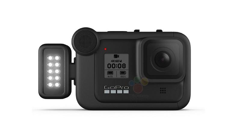 GoPro'ya LCD Ekran Takmanızı Sağlayacak GoPro 8 Aksesuarı Ortaya Çıktı