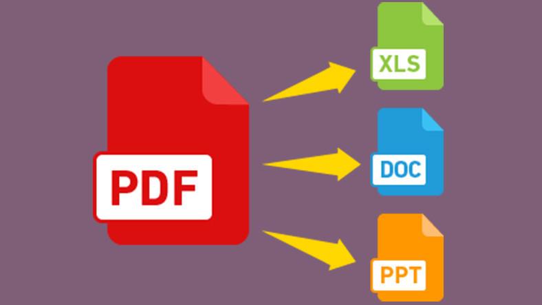 PDF Dosyanızı Farklı Formatlara Nasıl Dönüştürebilirsiniz